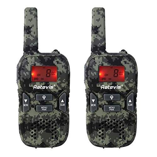Retevis RT33 Walkie-Talkie