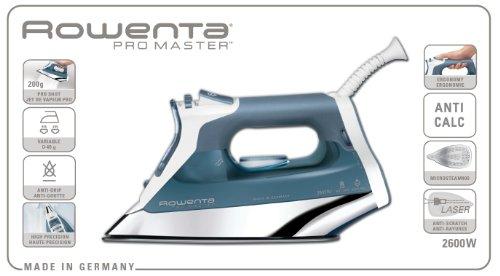 Rowenta DW8110 Pro Master - Recensione, Prezzi e Migliori Offerte. Dettaglio 5