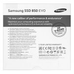 Samsung SSD 850 EVO 250 GB - Recensione, Prezzi e Migliori Offerte. Dettaglio 5