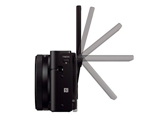 Sony DSC-RX100M4 - Recensione, Prezzi e Migliori Offerte. Dettaglio 11