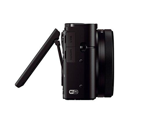 Sony DSC-RX100M4 - Recensione, Prezzi e Migliori Offerte. Dettaglio 12