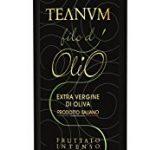Teanum Olio Extravergine d'Oliva - Recensione, Prezzi e Migliori Offerte. Dettaglio 1