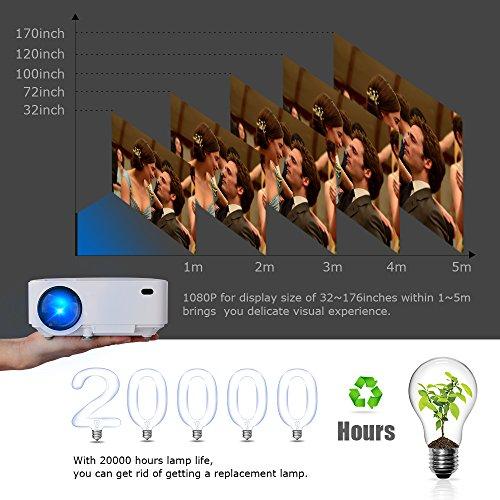 DBPower T20 - Recensione, Prezzi e Migliori Offerte. Dettaglio 5