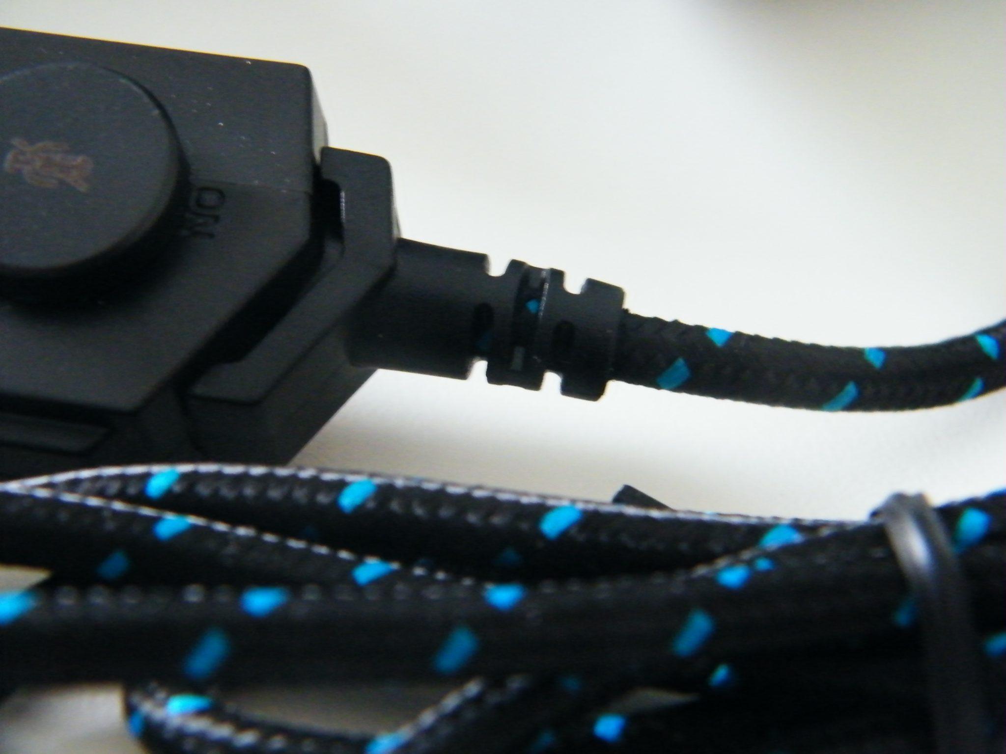 EasySMX K5 Dettaglio cavo
