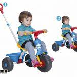 FEBER Trike Baby - Recensione, Prezzi e Migliori Offerte. Dettaglio 2