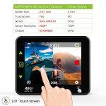 DBPOWER Action Camera 4K - Recensione, Prezzi e Migliori Offerte. Dettaglio 2