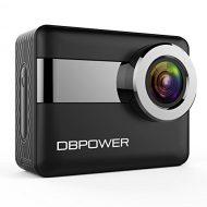 DBPOWER Action Camera 4K