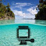 DBPOWER Action Camera 4K - Recensione, Prezzi e Migliori Offerte. Dettaglio 5