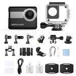 DBPOWER Action Camera 4K - Recensione, Prezzi e Migliori Offerte. Dettaglio 7
