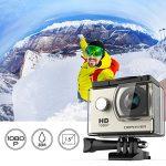DBPOWER Action Camera impermeabile 1080P HD - Recensione, Prezzi e Migliori Offerte. Dettaglio 3