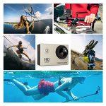 DBPOWER Action Camera impermeabile 1080P HD - Recensione, Prezzi e Migliori Offerte. Dettaglio 5