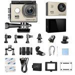 DBPOWER Action Camera impermeabile 1080P HD - Recensione, Prezzi e Migliori Offerte. Dettaglio 6