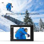 DBPOWER Action Camera impermeabile 1080P HD - Recensione, Prezzi e Migliori Offerte. Dettaglio 8
