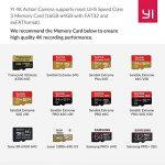 Yi 4K Action Cam 90003-GM - Recensione, Prezzi e Migliori Offerte. Dettaglio 6