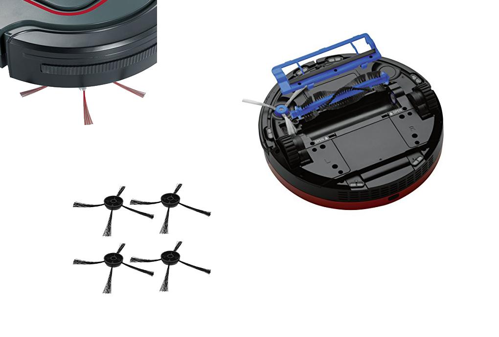 materiali robot aspirapolvere