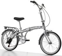 Cicli Cinzia Car Bike Aluminium 20