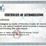 Comgrow Creality Ender 3 - Recensione, Prezzi e Migliori Offerte. Dettaglio 2