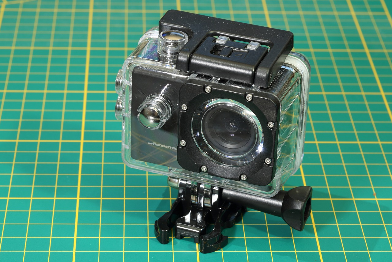 action cam - supporti