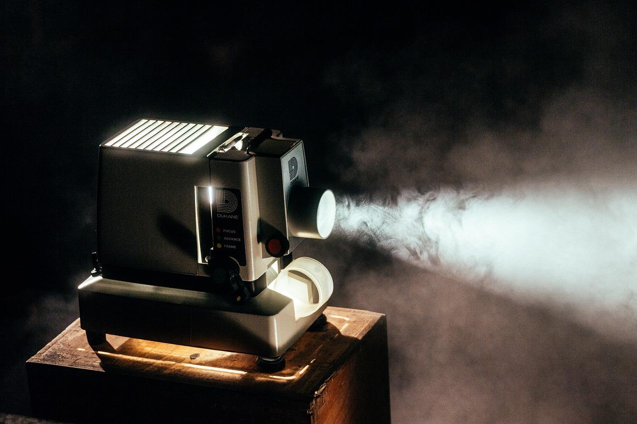 proiettore - luminosità