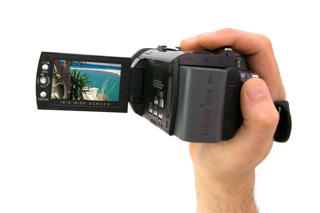 videocamera compatta