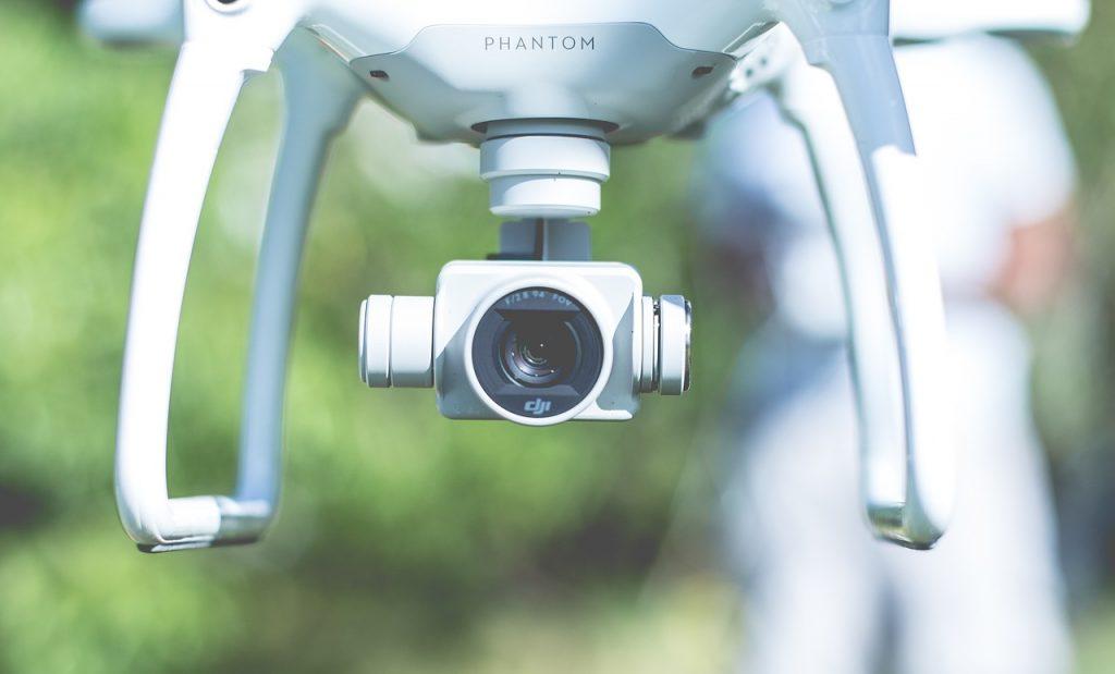 drone - videocamera