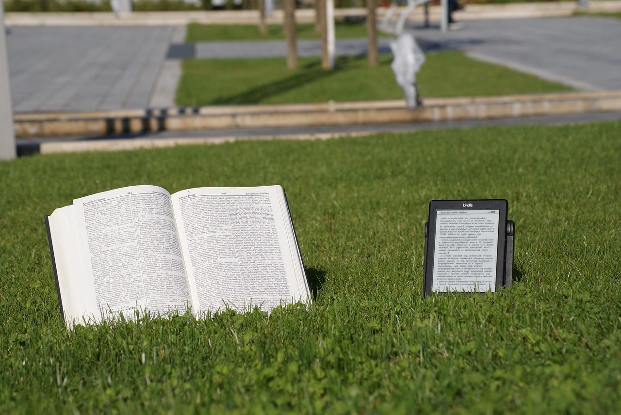 ebook reader - dimensioni
