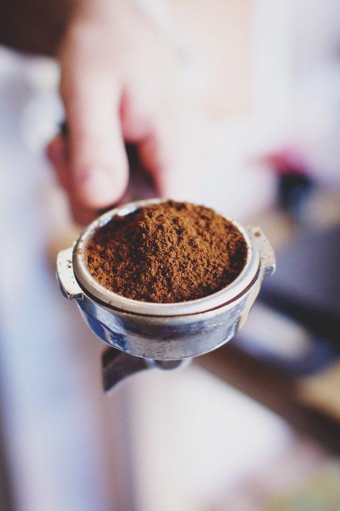 macchina caffè macinato
