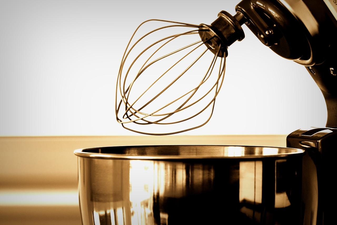 robot da cucina - dimensioni