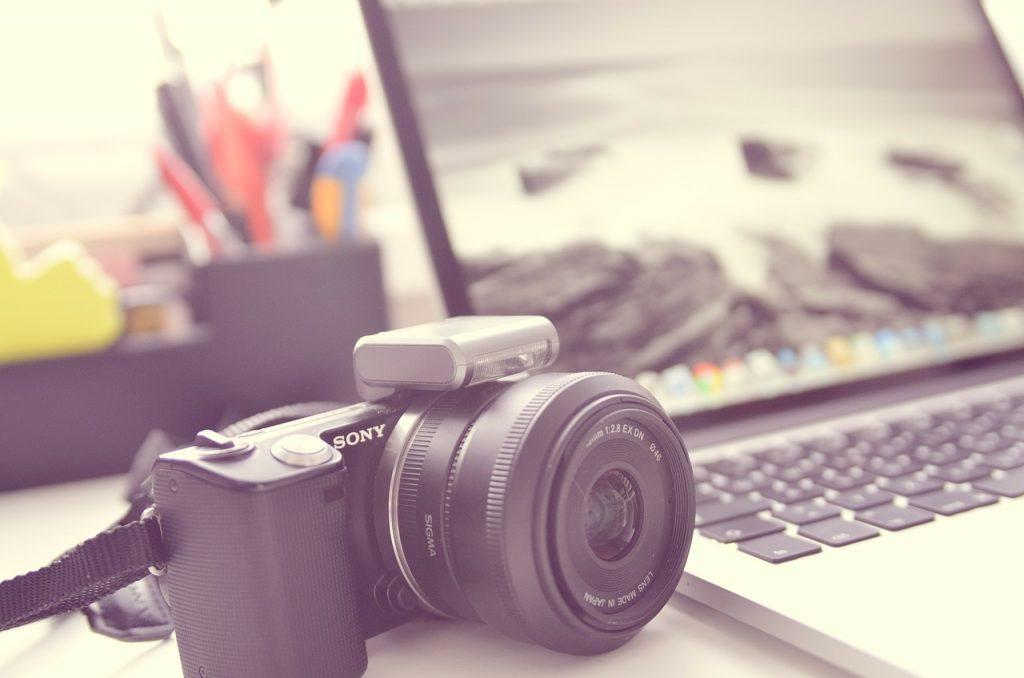 fotocamera - trasferimento immagini