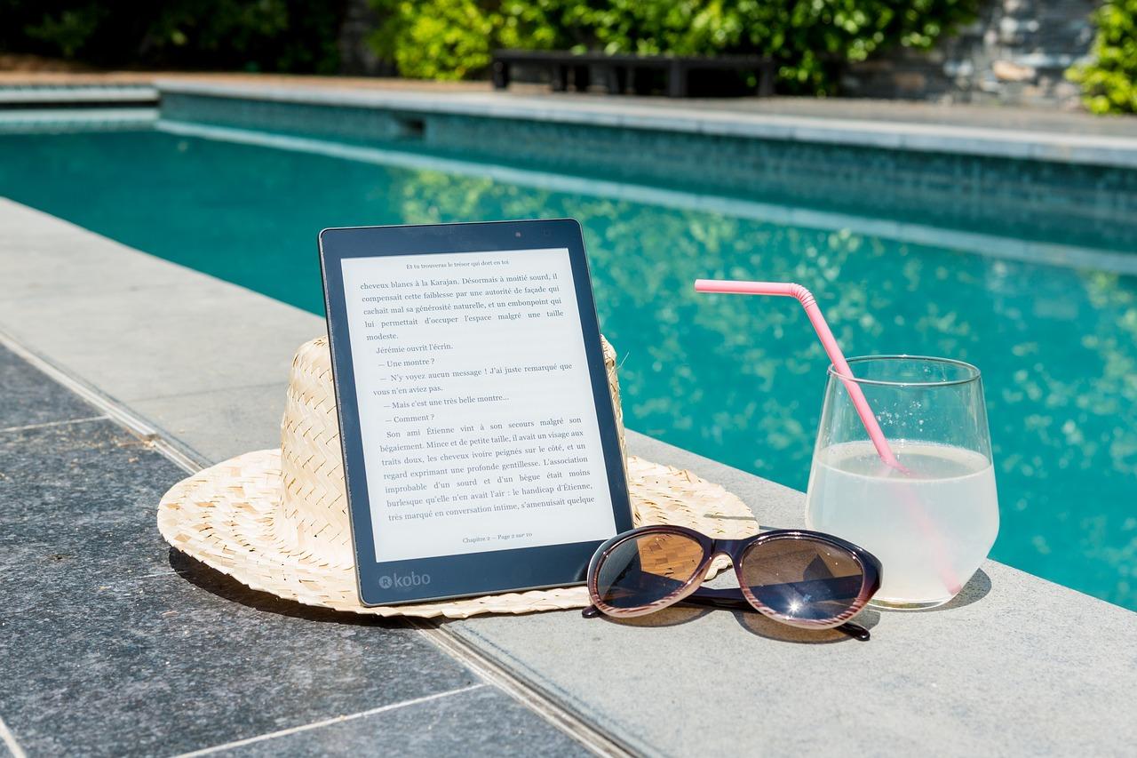 ebook reader impermeabile