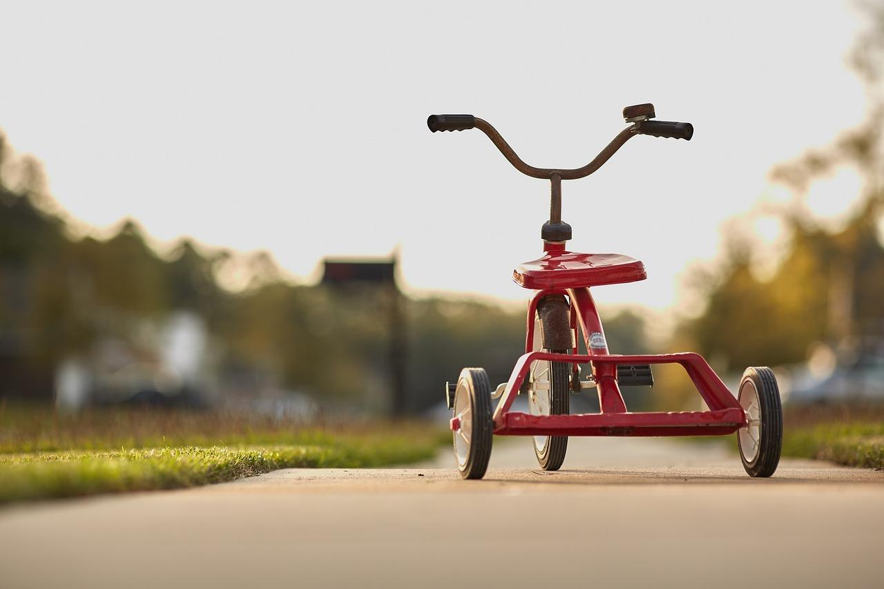 triciclo - guida alla scelta
