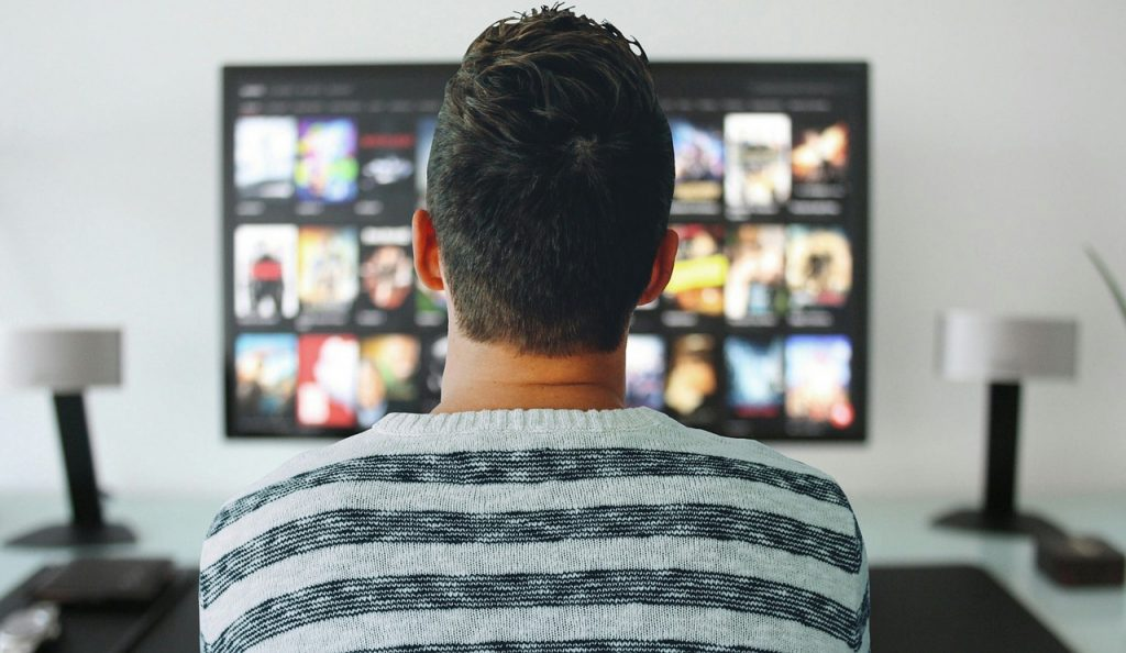 tv - distanza di visione