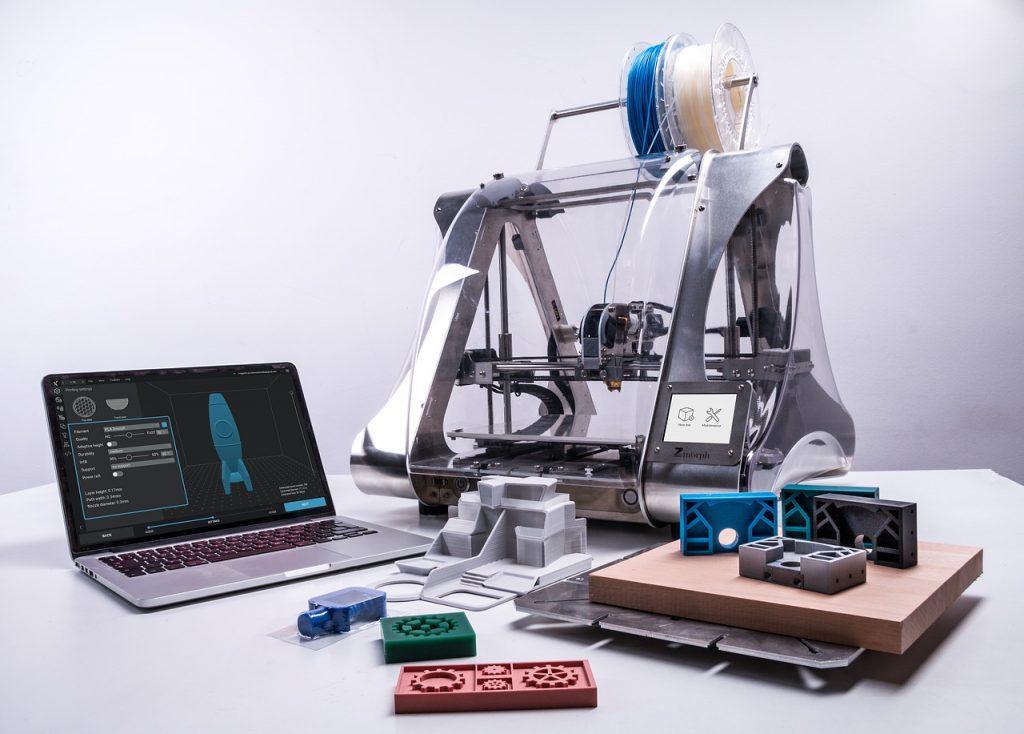 stampante 3D - utilizzo professionale o ludico