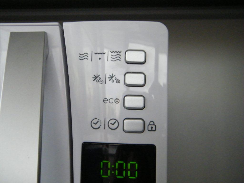 forno a microonde - funzioni