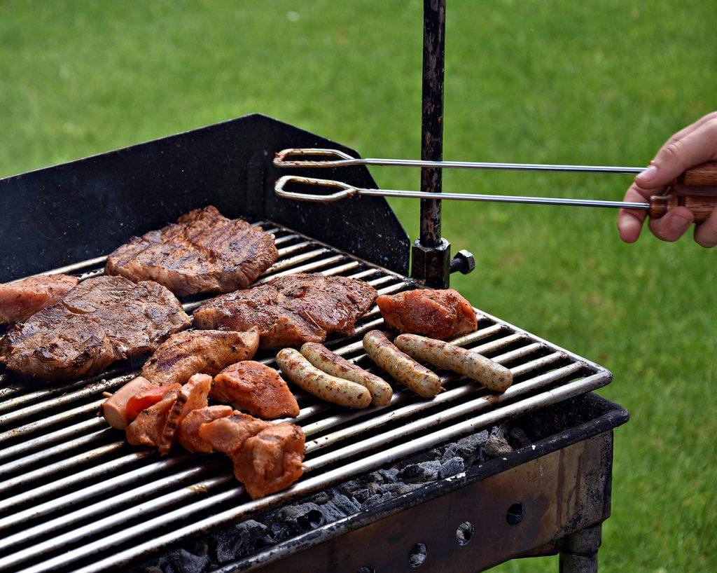 barbecue a carbone