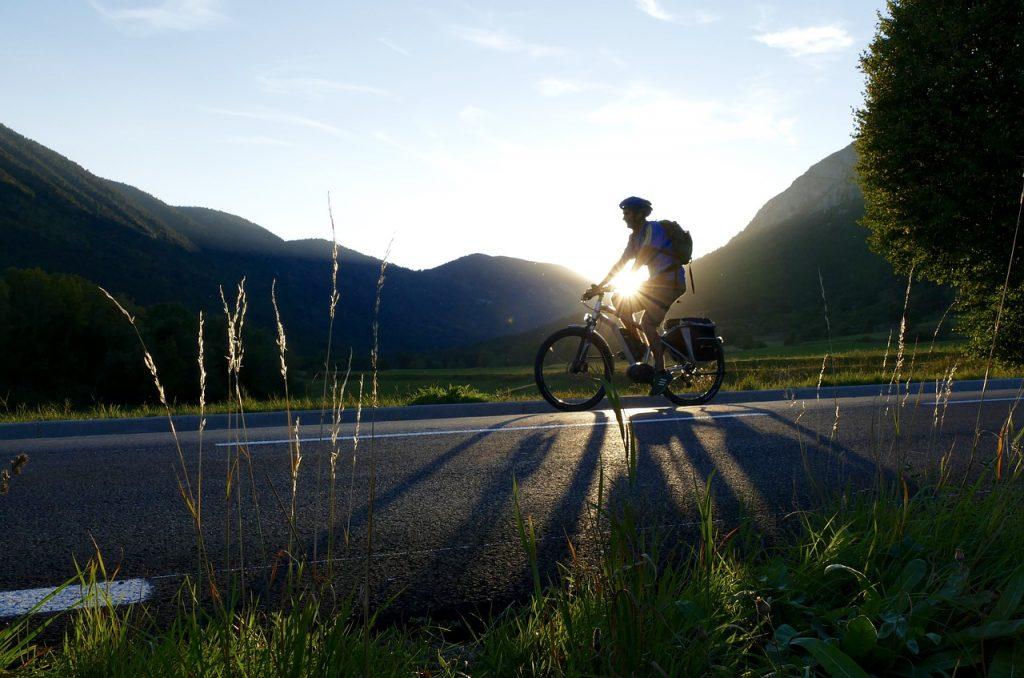 bici elettrica - percorsi