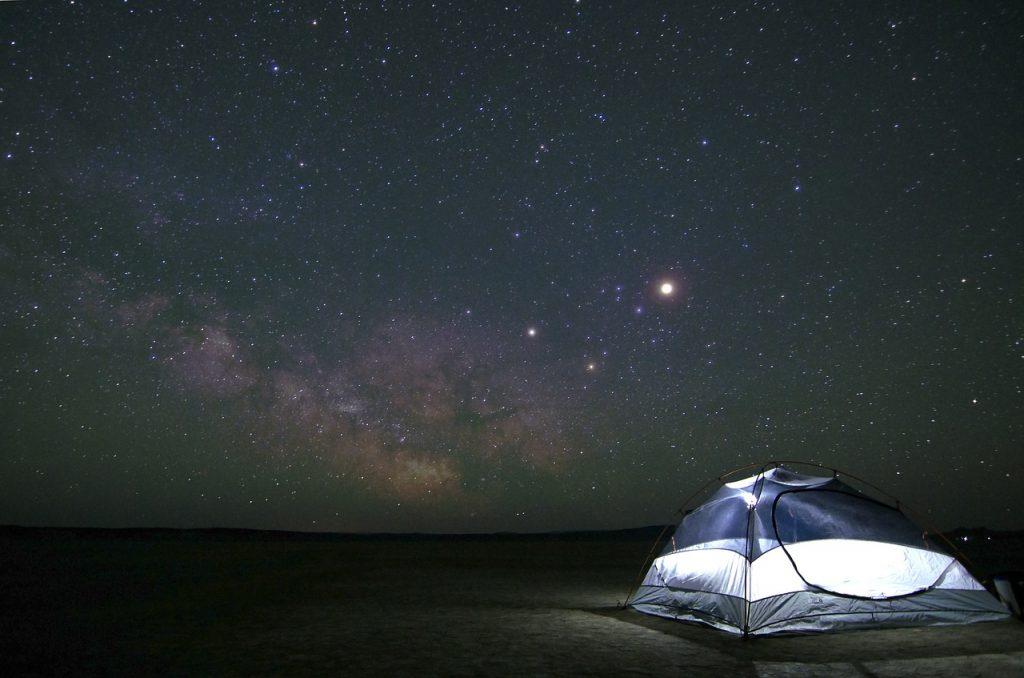tenda da campeggio - guida alla scelta