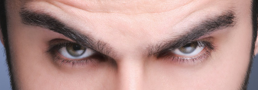 contorno occhi uomo