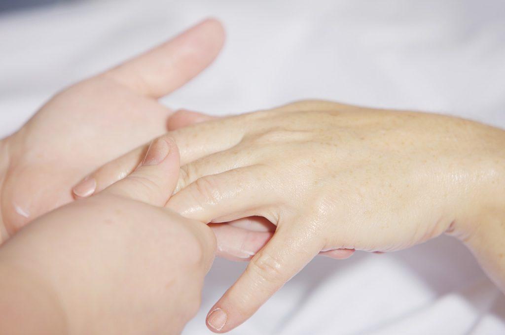 crema mani - applicazione