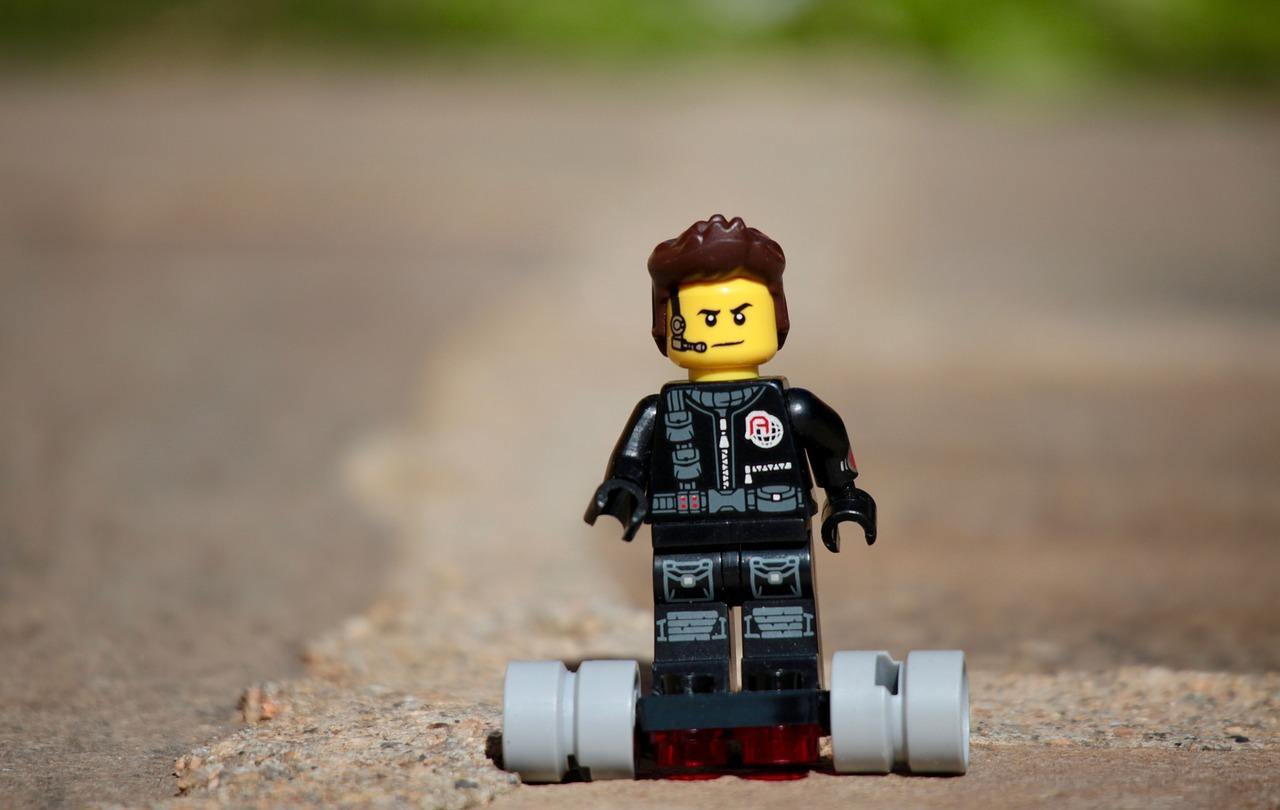 hoverboard lego