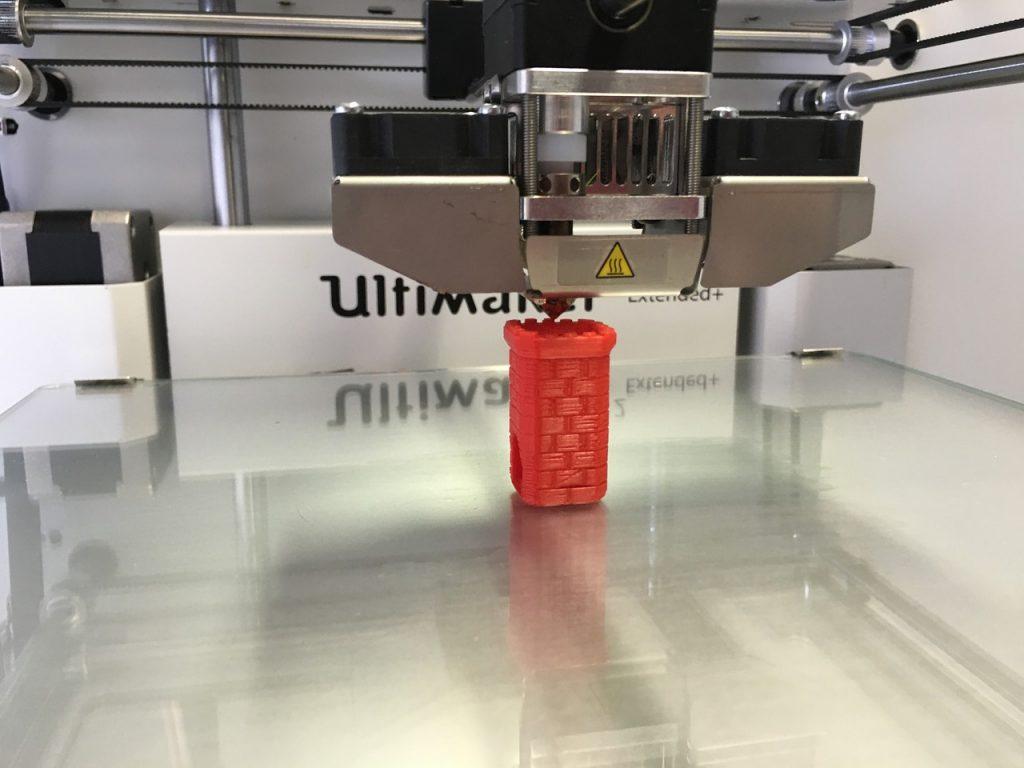 stampante 3d - dimensioni oggetti