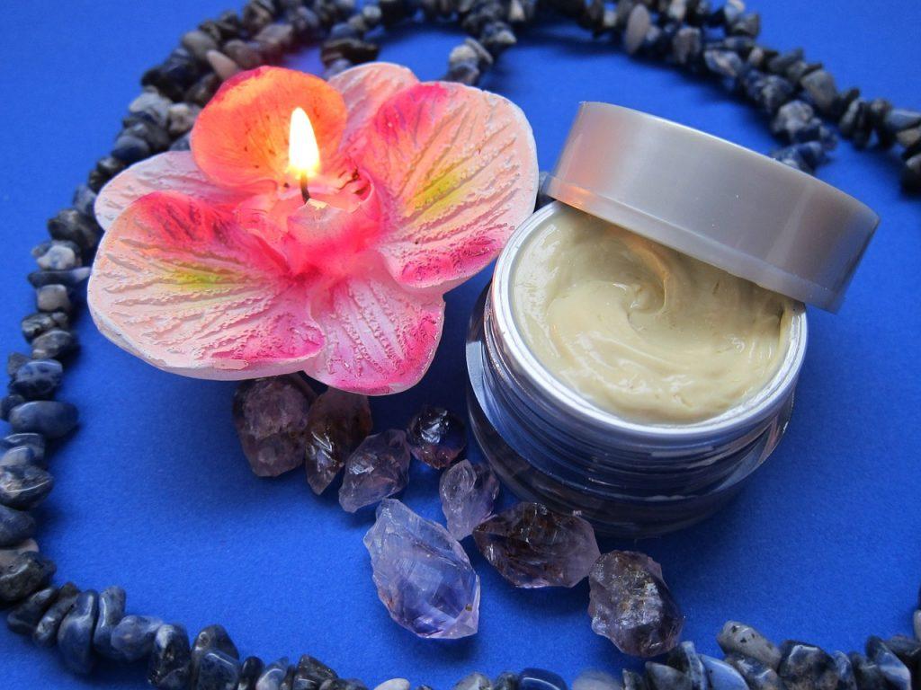 crema viso - applicazione