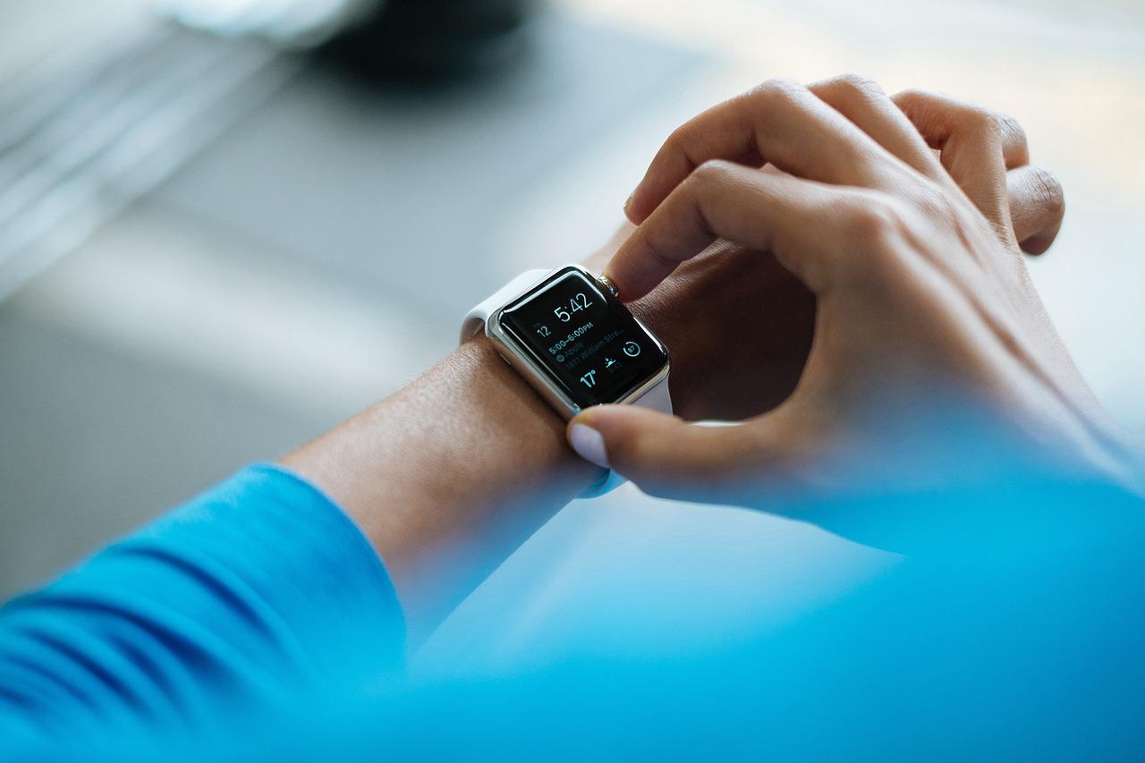 smartwatch - display