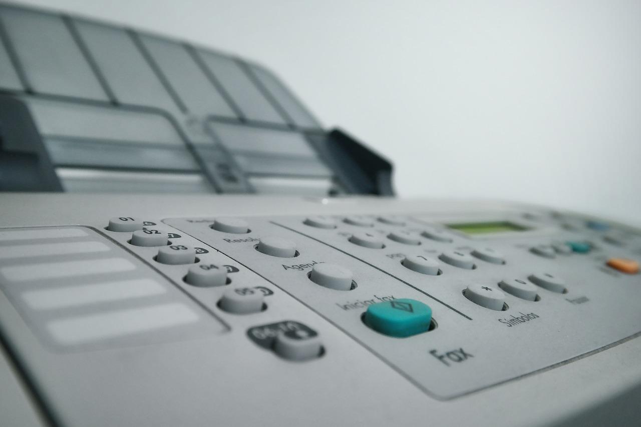 stampante multifunzione con fax