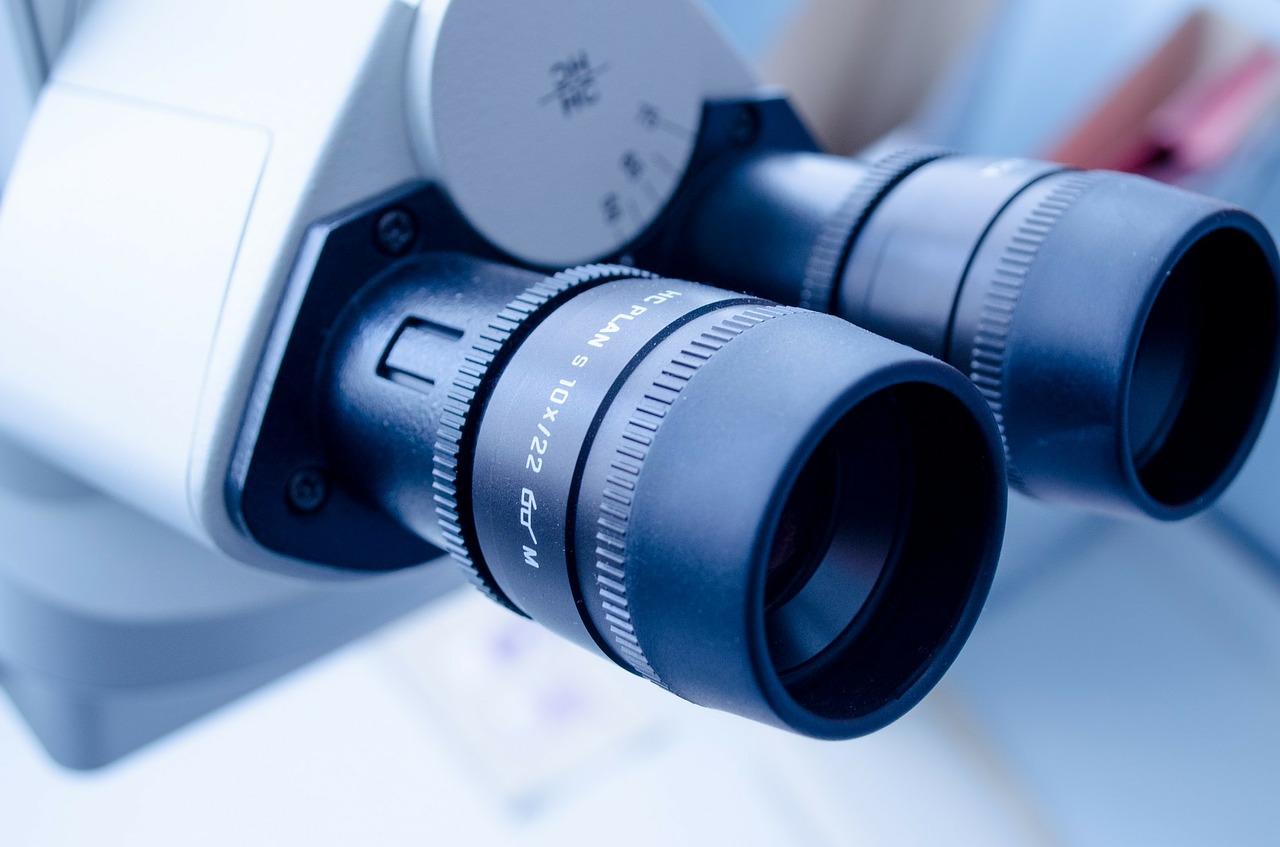 oculare microscopio