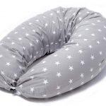 materiali cuscino da allattamento