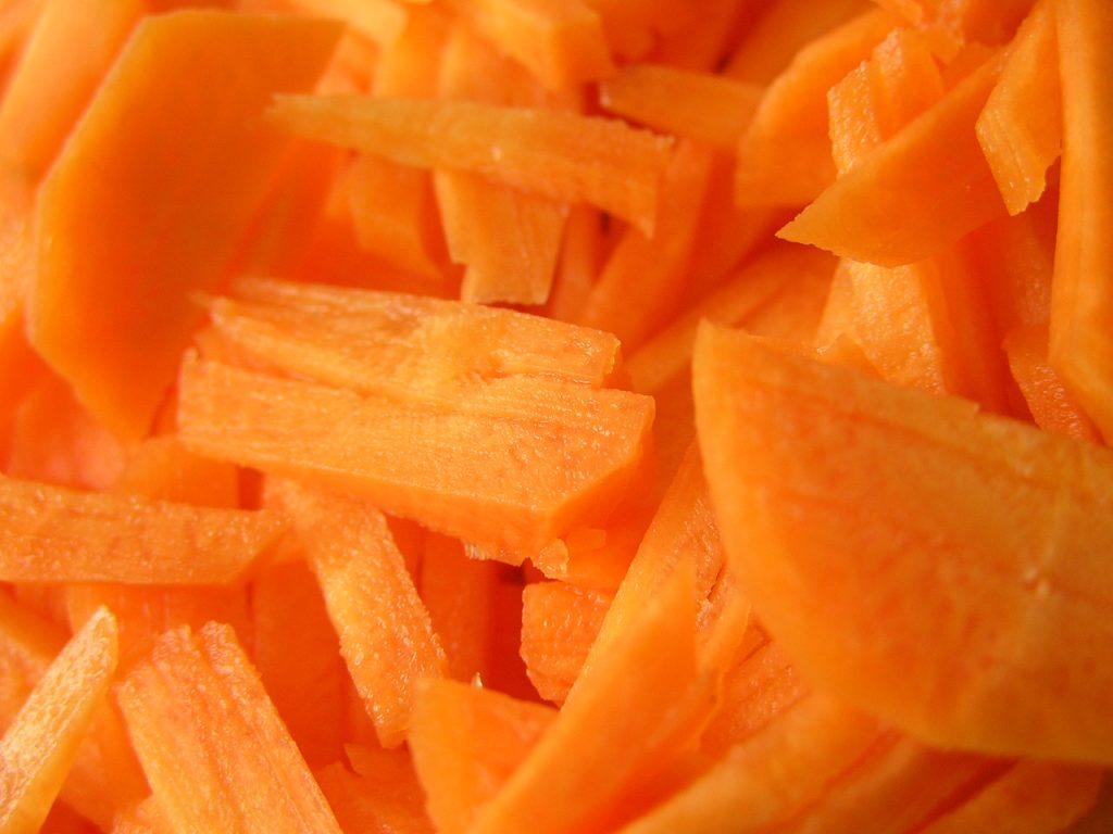 carote gratuggiate