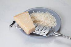 formaggio grattugiato, parmigiano