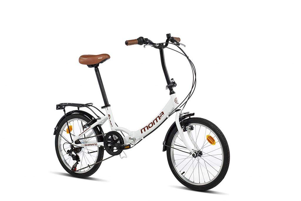 moma bikes pieghevole