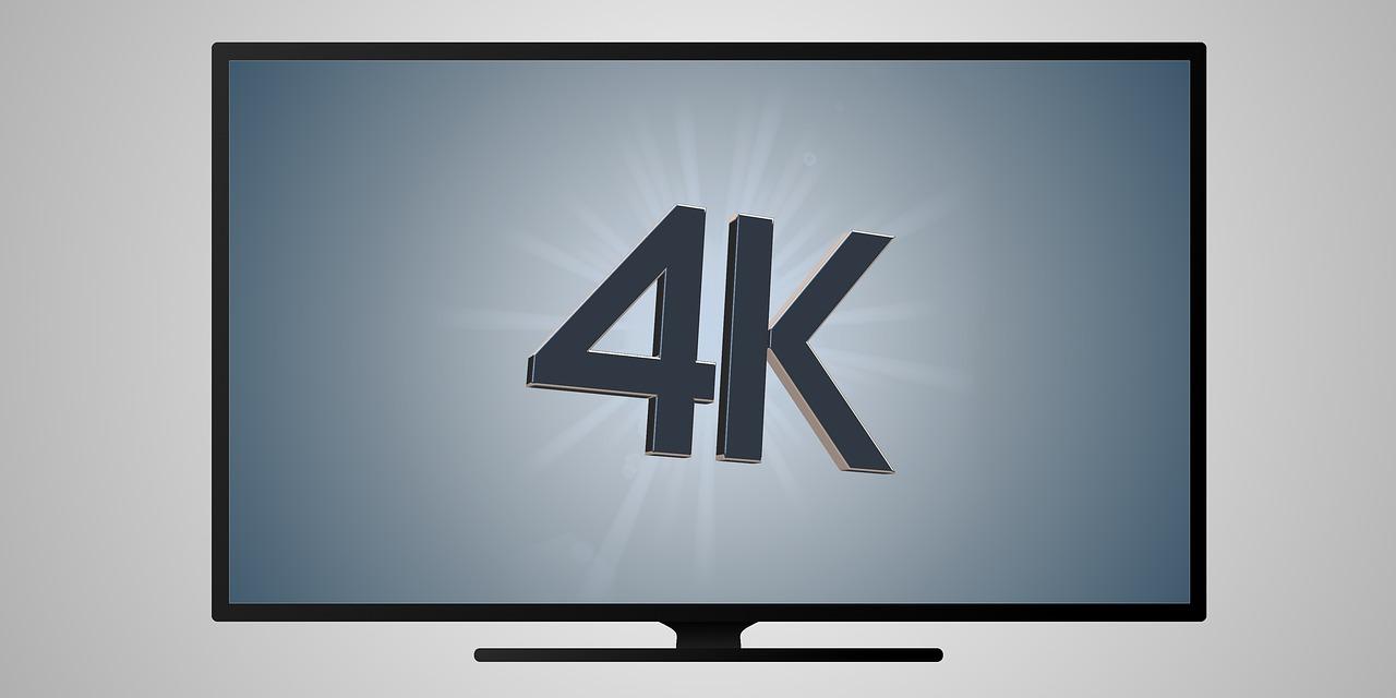 televisore 4k